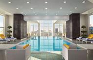 Ramada Encore Doha Fitness and Recreation Convenience